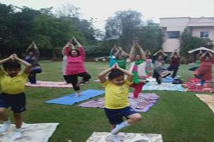 Shardein School-Yoga