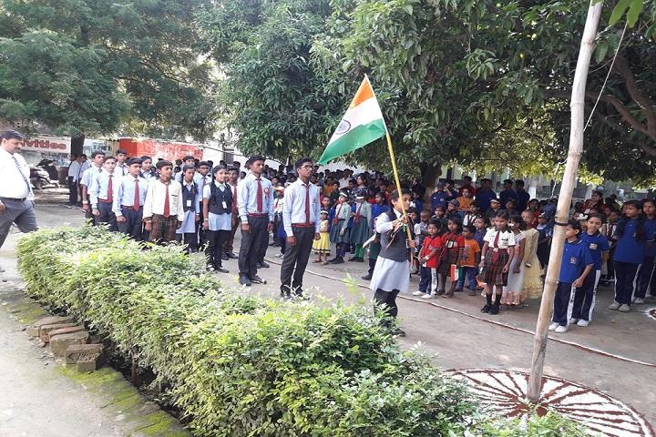 Sheetala Children School-Patriotic Day