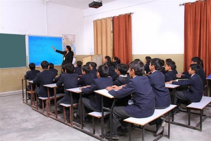Sheetala Children School-Classroom