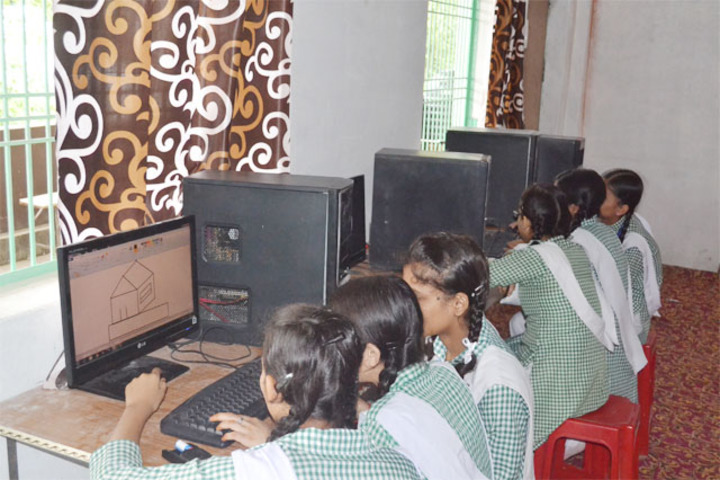 Sheetala Children School-Computer Lab