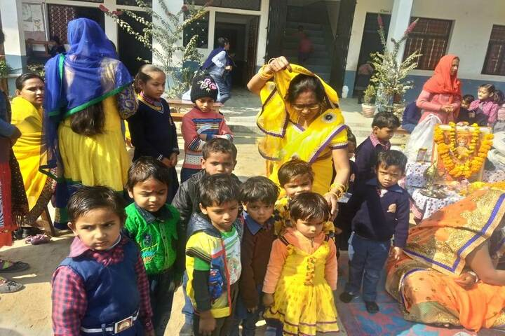 Sheetla Prasad Tripathi Public School-Cultural Activity