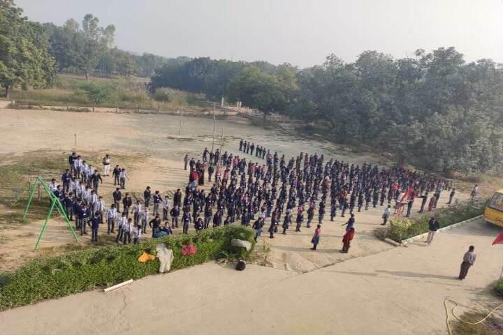 Sheetla Prasad Tripathi Public School-Assembly