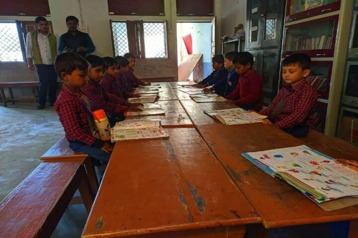 Sheetla Prasad Tripathi Public School-Library