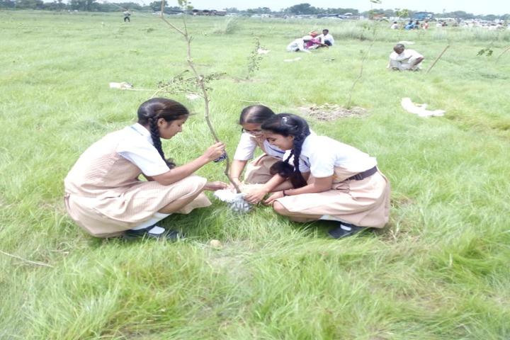 Shemford Futuristic School-Plantation Day