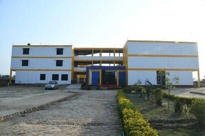 Shemushi Vidyapeeth-Building