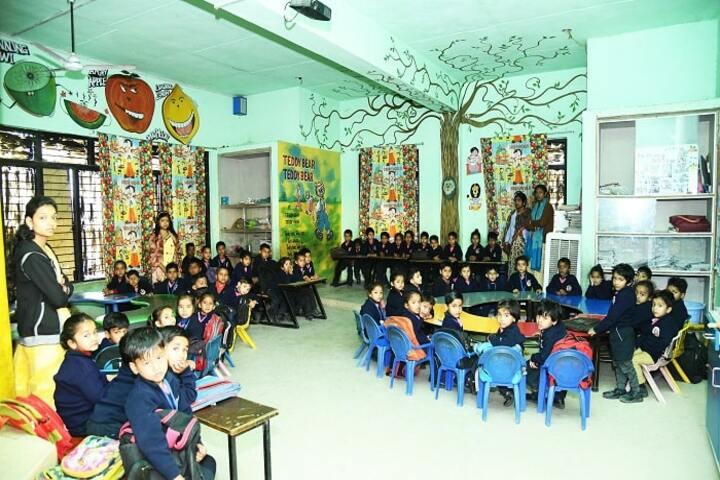Shemushi Vidyapeeth-Primary Activity room