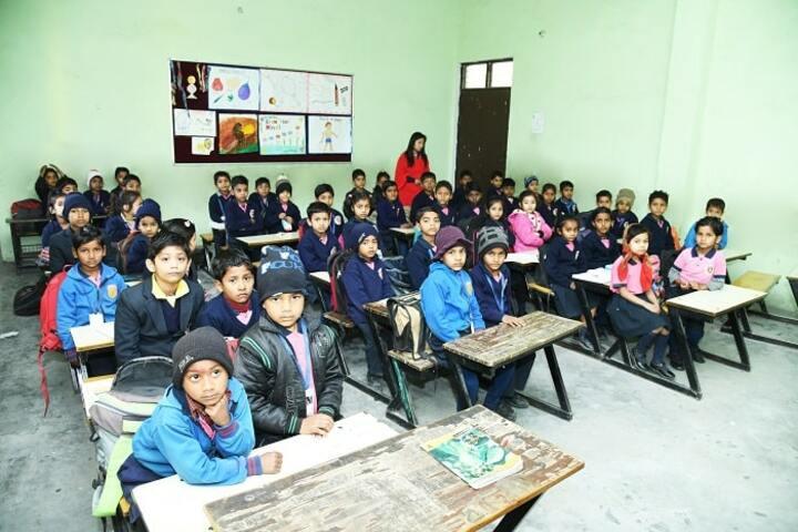 Shemushi Vidyapeeth-Primary classroom