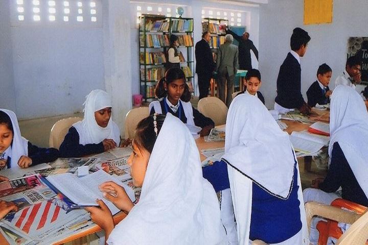 Shibli National Nursery School-Library