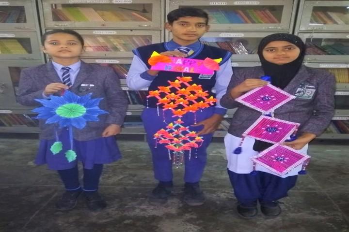 Shikhar Shiksha Sadan Higher Secondary School-Class Activity