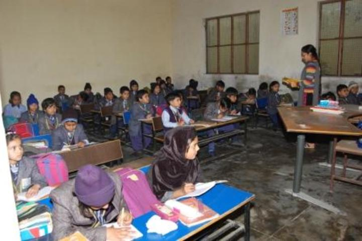 Shikhar Shiksha Sadan Higher Secondary School-Classroom