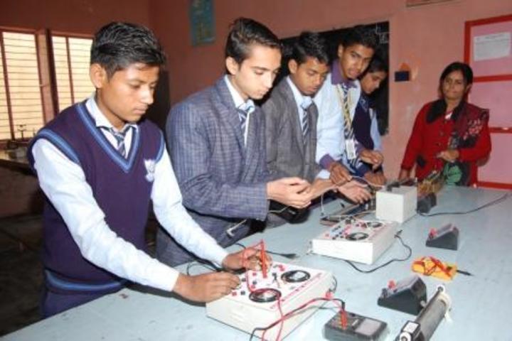 Shikhar Shiksha Sadan Higher Secondary School-Physics Lab