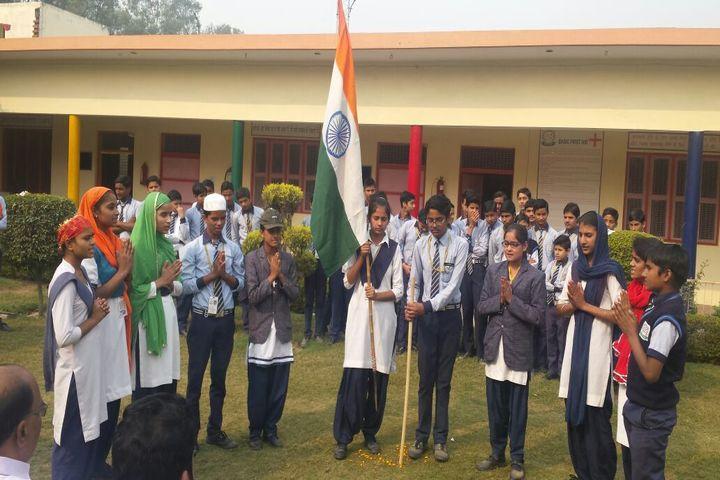 Shikhar Shiksha Sadan Higher Secondary School-Republic Day