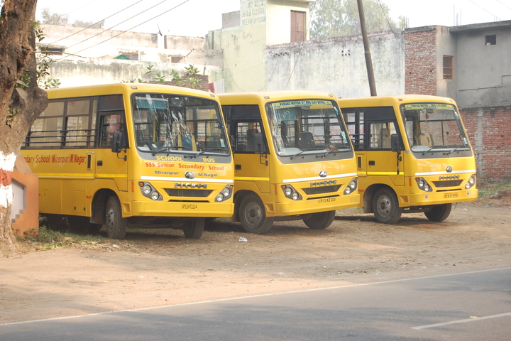 Shikhar Shiksha Sadan Higher Secondary School-Transport