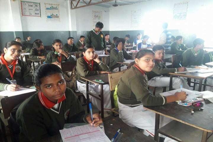 Shiv Ganga Vidya Mandir-Classroom