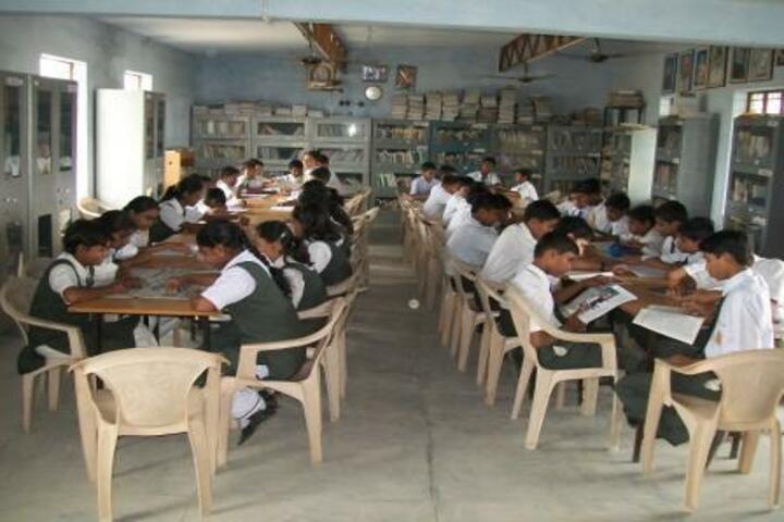 Shiv Ganga Vidya Mandir-Library