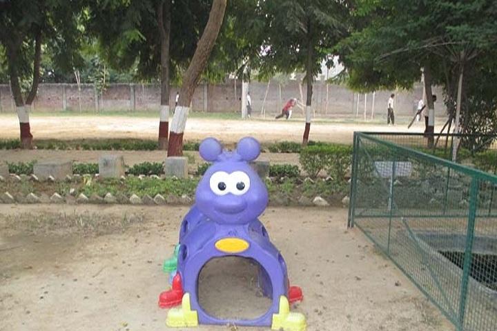 Shiv Ganga Vidya Mandir-Play ground