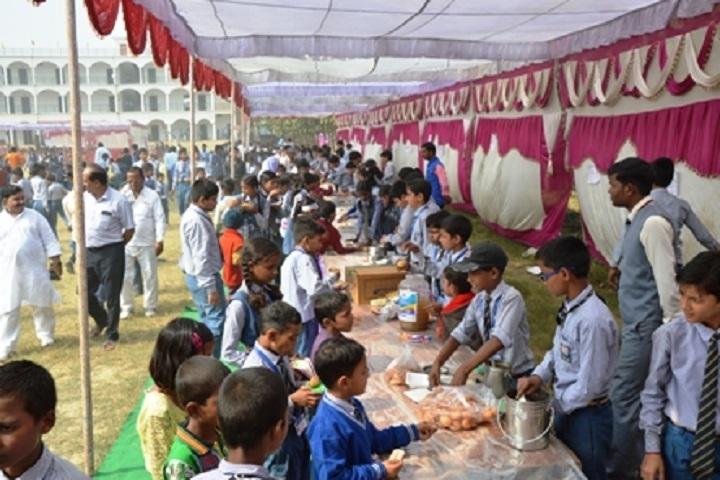 Shiv Shakti Public School-Food fest
