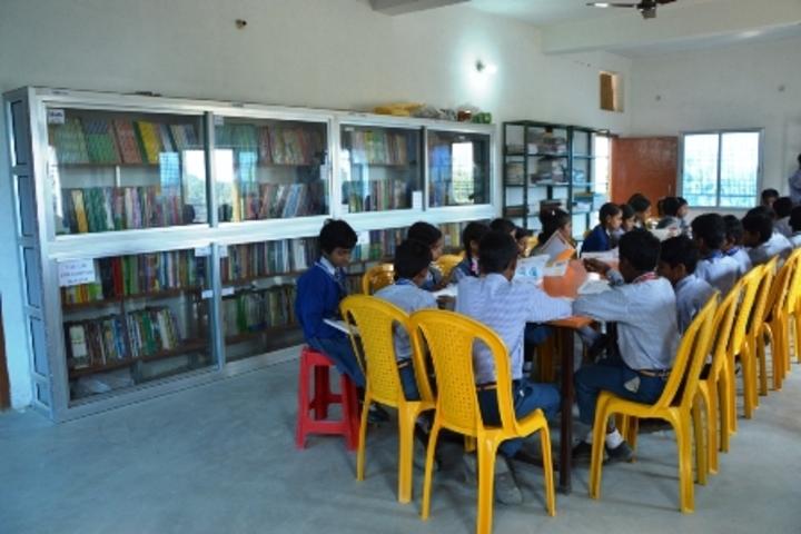 Shiv Shakti Public School-Library