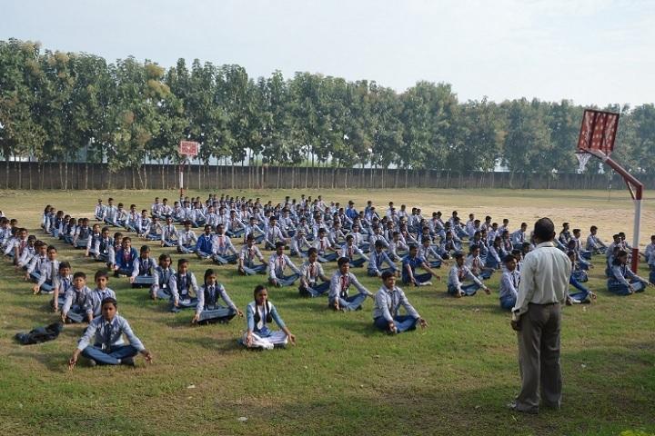 Shiv Shakti Public School-Meditation