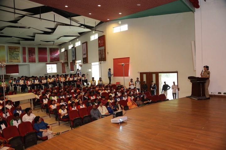 Glendale Academy - Auditorium