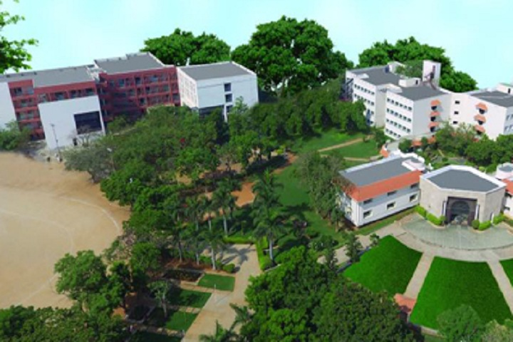 Glendale Academy - Campus Arial View