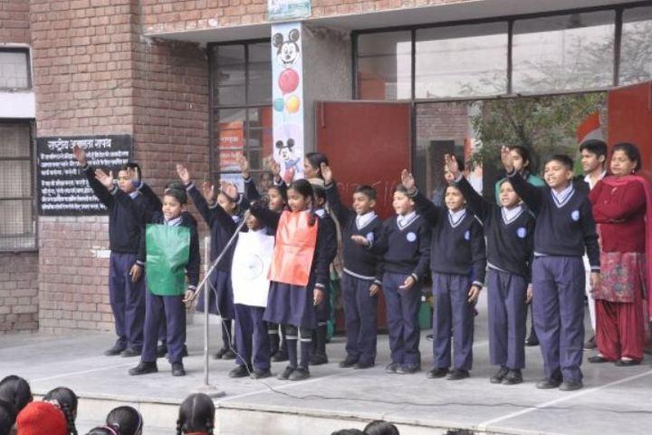 Government High School-Activity