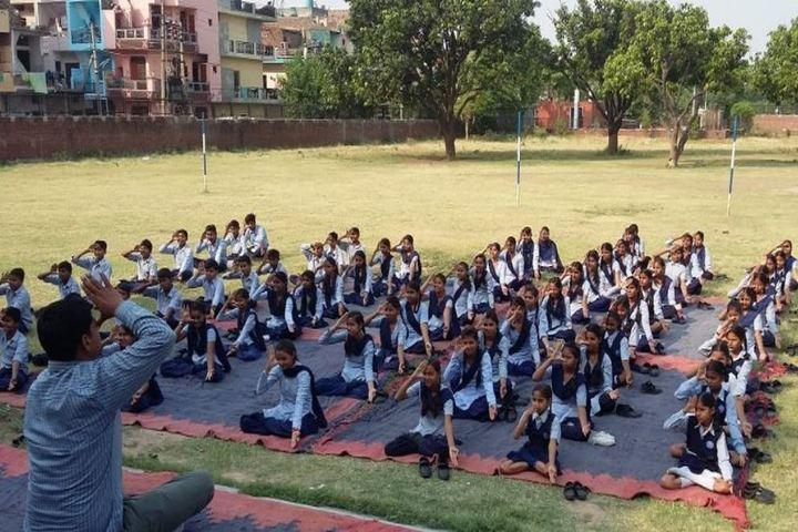 Government High School-Yoga