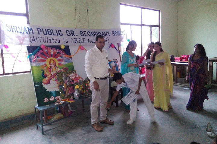 Shivam Public School-Event