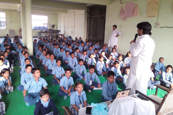Shivam Public School-Program