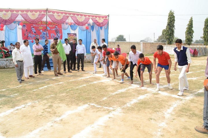 Shivam Public School-Sports