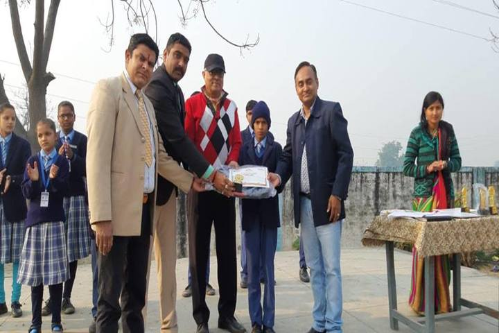 Shivam Public School-Prize Distribution