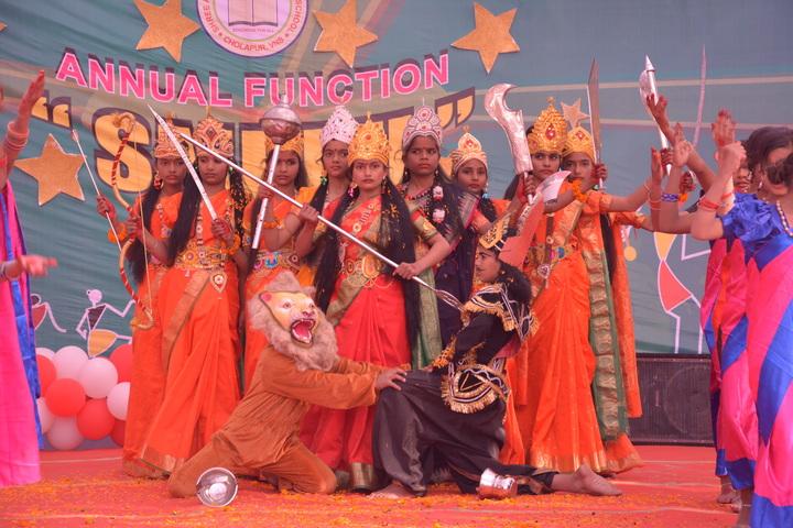 Shree Aditya Narayan Singh Public School-Annual Function
