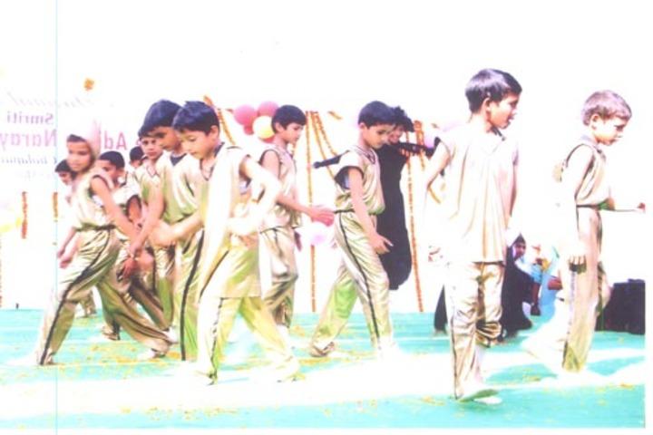 Shree Aditya Narayan Singh Public School-Event
