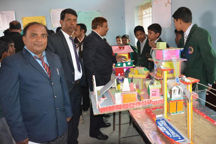 Shree Aditya Narayan Singh Public School-Exhibition