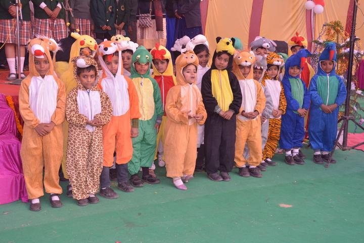 Shree Aditya Narayan Singh Public School-Fancy Dress