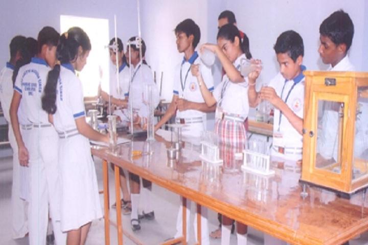 Shree Aditya Narayan Singh Public School-Lab