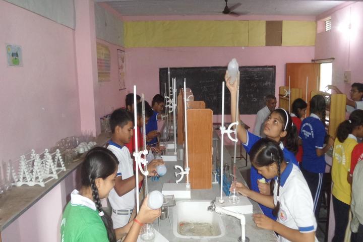 Shree Aditya Narayan Singh Public School-Chemistry Lab