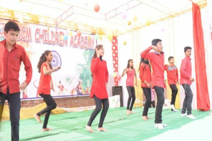 Shree Chandrasen Memorial Children Academy-Dance Performance