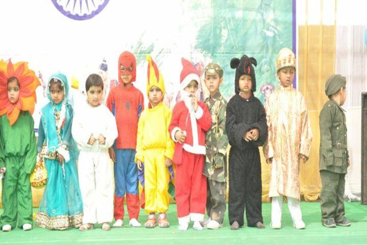 Shree Chandrasen Memorial Children Academy-Fancydress
