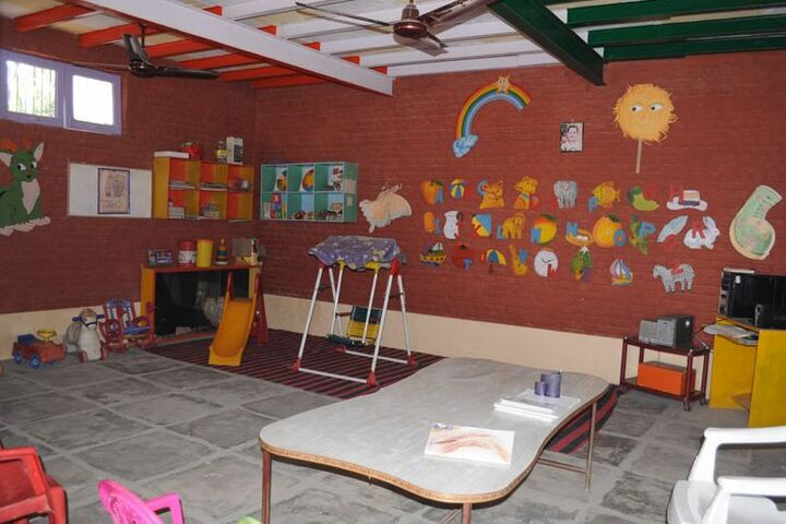 Shree Chandrasen Memorial Children Academy-Junior Wing