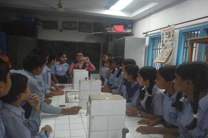 Govt High School-Laboratory chemistry