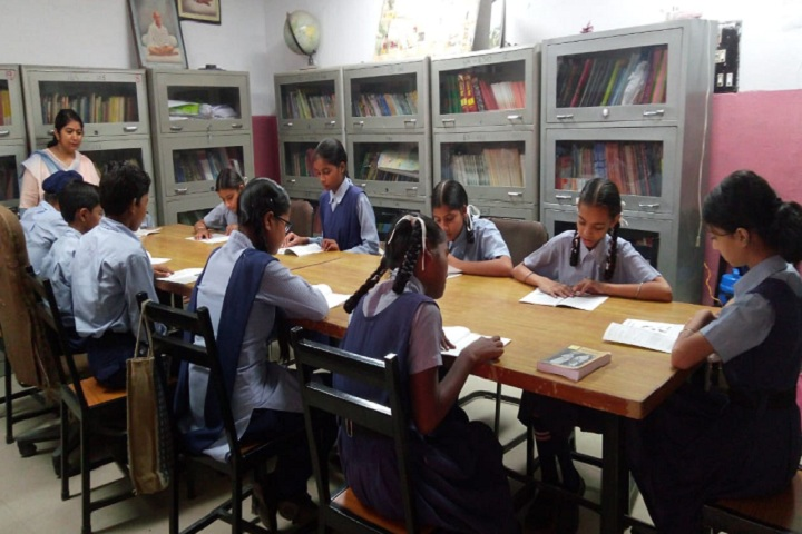 Govt High School-Library
