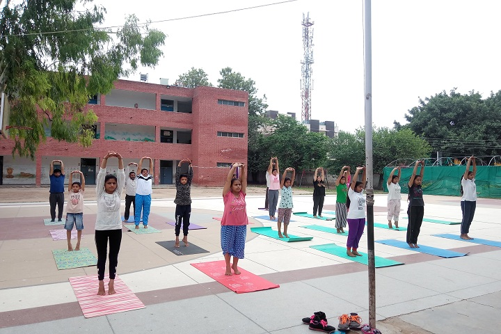 Govt High School-Others yoga