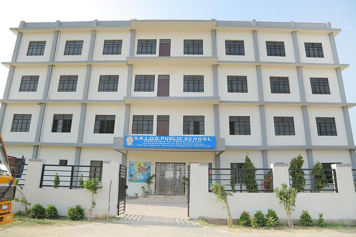 Shree Kunji Lal Gulkandi Devi Public School-Building
