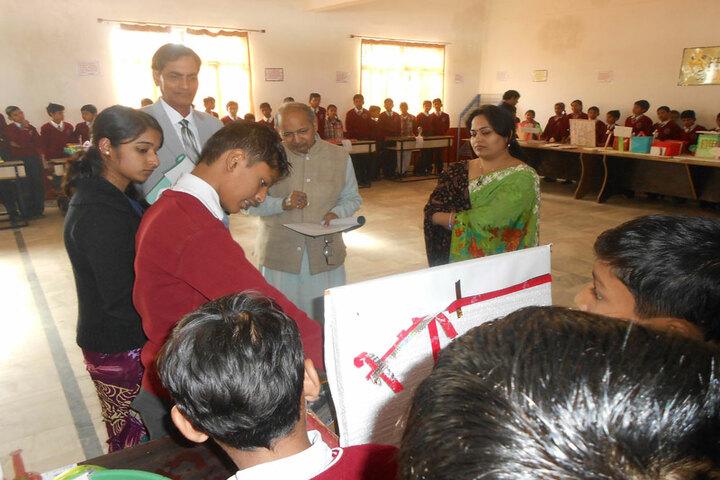 Shree Kunji Lal Gulkandi Devi Public School-Exhibition