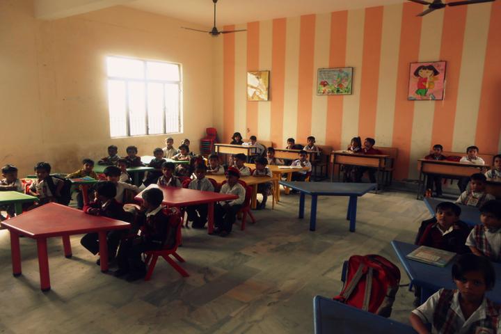 Shree Kunji Lal Gulkandi Devi Public School-PrePrimary Classroom