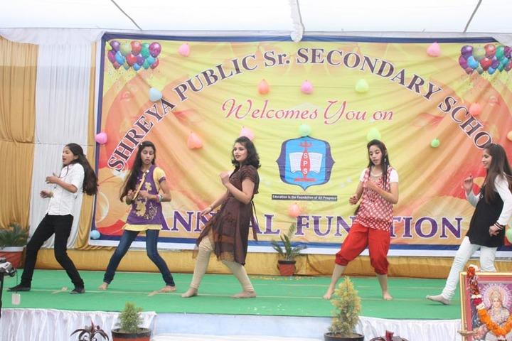 Shreya Public School-Annual function
