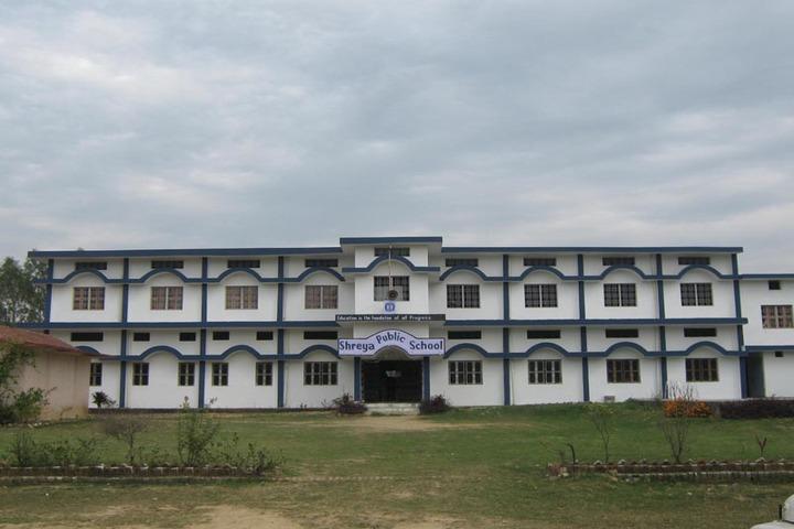 Shreya Public School-Campus