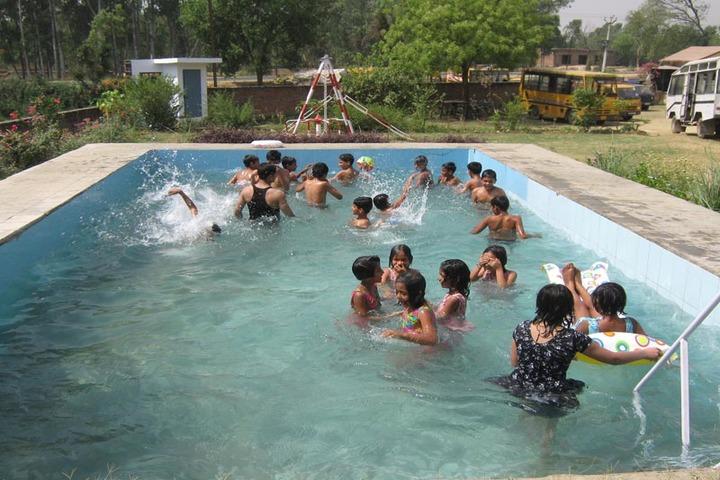 Shreya Public School-Swimming pool
