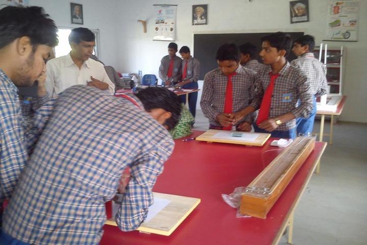 Shri Balwant Singh Public School-Physics lab